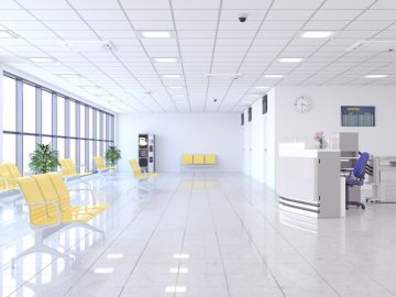 Medical Facility Cleaning in Wayne